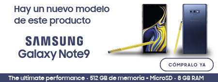 Lanzamiento Note 9
